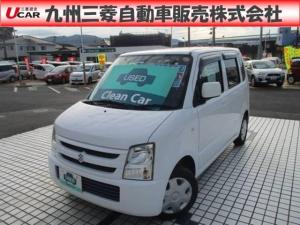 スズキ ワゴンR FX 純正CD三菱認定中古車保証1年付