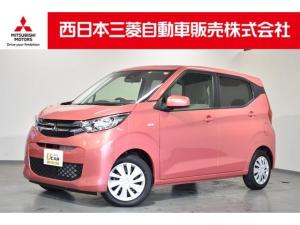 三菱 eKワゴン G 当社社有車 先進快適PKG
