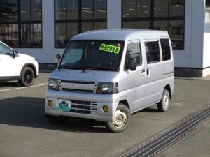 三菱 ミニキャブバン CD /社外CDチューナー