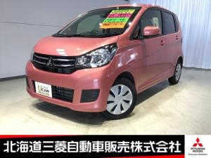 三菱 eKワゴン M ナビ ドライブレコーダー ベージュ内装 シートヒーター