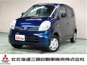 日産 モコ E FOUR シートヒーター ABS CD Egスターター