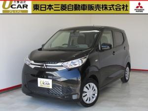 三菱 eKワゴン M 運転席 助手席シートヒーター付き