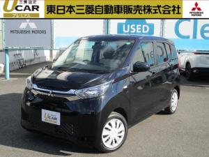 三菱 eKワゴン M 試乗車UP シートヒータ― アイドリングストップ