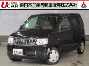 三菱 eKワゴン MX 禁煙車 ナビ ワンセグ CD 4速AT