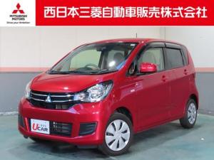 三菱 eKワゴン M e-アシスト プラスエディション e-Assist付きTVチューナー付きナビ