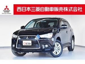 三菱 RVR G メモリーナビ・バックカメラ・ETC