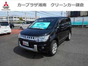 三菱 デリカD:5 D パワーパッケージ メモリーナビTV&シートヒーター