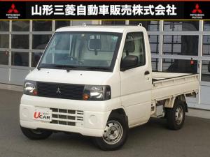 三菱 ミニキャブトラック VX-SE 5速MT ワンオーナー パワステ