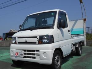三菱 ミニキャブトラック ベースグレード AC・PS・4WD