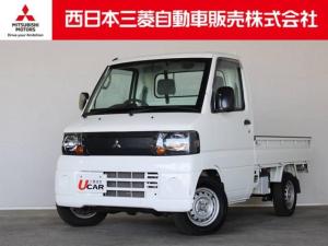 三菱 ミニキャブトラック VX-SE 距離無制限保証1年付 パワーステアリング 4WD エアコンパワステ