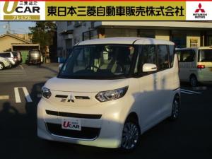 三菱 eKスペース G サポカーS未使用車 先進安全・快適PKG