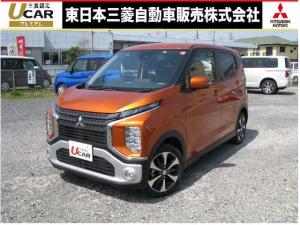 三菱 eKクロス T サポカーS未使用車 先進安全・快適PKG
