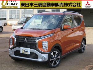 三菱 eKクロス T サポカーS 先進安全・快適パッケージ