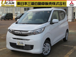 三菱 eKワゴン G サポカーS 先進安全・快適PKG
