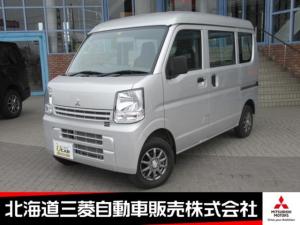 三菱 ミニキャブバン M 両側スライドドア 切替式4WD 5速オートマ ラジオ