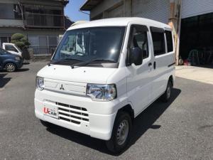 三菱 ミニキャブ・ミーブ CD 16.0kwh 4シーター プレ空調スタ-タ-・シ-トヒ-タ-付き