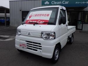 三菱 ミニキャブトラック Vタイプ A/C&P/S フロアAT Wエアバック