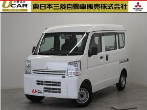三菱 ミニキャブバン G 2WD・AM/FMラジオ