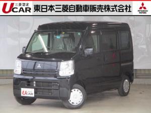 三菱 ミニキャブバン ブラボーターボ 2WDターボ 7インチメモリーナビ ETC