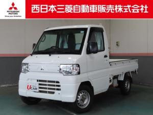 三菱 ミニキャブトラック Vタイプ エアコン付きパワステ付き