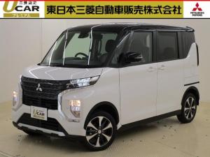 三菱 eKクロススペース T ターボ車 eアシスト 先進安全PKG