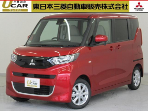三菱 eKスペース T サポカーS 届出済み未使用車