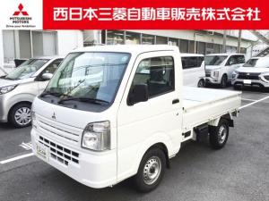三菱 ミニキャブトラック M AM/FMラジオ 三方開 AC エアバック パワーステアリング ABS Wエアバッグ