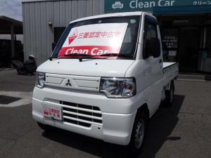 三菱 ミニキャブトラック Vタイプ エアコン&パワステ 5速マニュアル