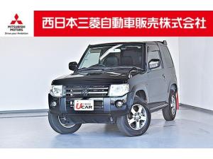 三菱 パジェロミニ プレミアムセレクションファイナルアニバーサリー メモリーナビ・ワンセグTV・ドラレコ 4WD ターボ