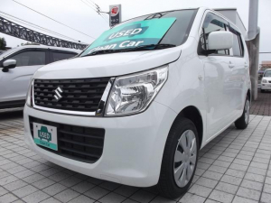 スズキ ワゴンR FX オ-トエアコン・CD・運転席シ-トヒ-タ-
