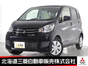 三菱 eKワゴン M ベンチシート シートヒーター ベージュ内装 アイドリングストップ