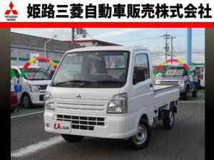 三菱 ミニキャブトラック M 5速マニュアル Wエアバッグ ABS