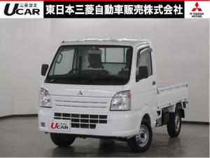 三菱 ミニキャブトラック M 5速マニュアルミッション 誤発進抑制機能