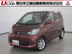 三菱 eKワゴン G 認定U-CAR ナビゲーション&TV