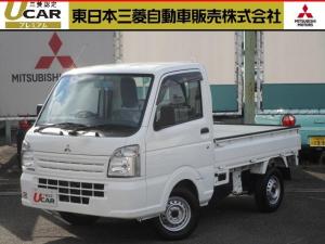 三菱 ミニキャブトラック M 3速オートマ FM/AMラジオ 禁煙車