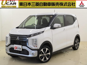 三菱 eKクロス T サポカーS メモリーナビ 社有車UP
