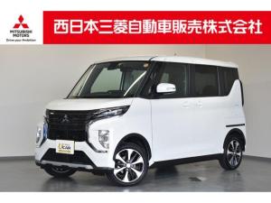 三菱 eKクロススペース G 先進安全・安心・快適PKG ナビ TV カメラ 4WD
