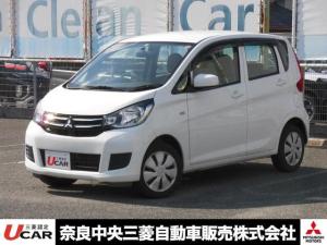 三菱 eKワゴン E CD ラジオ ベンチシート シートヒーター キーレス AUX対応