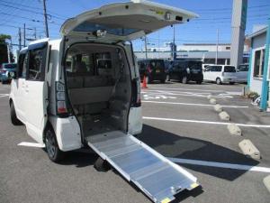 ホンダ N-BOX+ G 車いす仕様車 オーディオレス
