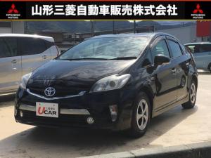 トヨタ プリウスPHV G 2WD バックカメラ 純正ナビ(フルセグ)