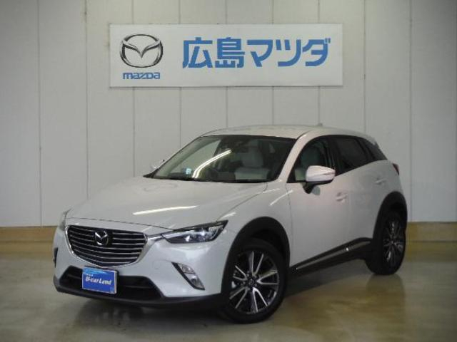 マツダ CX-3 XD Touring L package