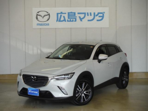 マツダ CX-3 20S PROACTIVE