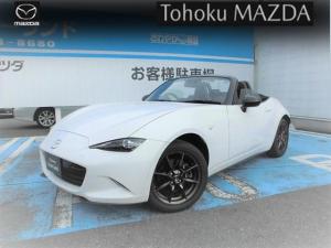 マツダ ロードスター 1.5 RS/RECAROシート/BOSEスピーカ/6速MT