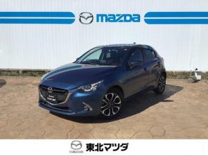 マツダ デミオ XD TOURING シートヒーター/ドライビングディスプレ