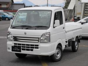 スズキ キャリイトラック 660 KCスペシャル 3方開 4WD 誤発進抑制機能 キー