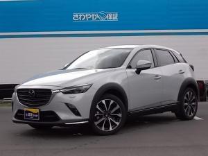 マツダ CX-3 2.0 20S プロアクティブ Sパッケージ 4WD 試乗車
