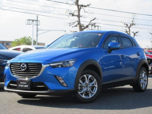 マツダ CX-3 XD 6MT ETC