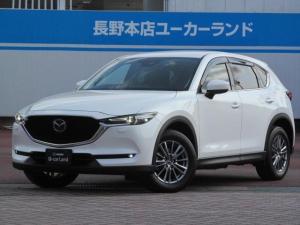 マツダ CX-5 2.5 25S Lパッケージ 4WD 黒革シート電動リアハッ