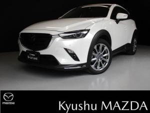 マツダ CX-3 2.0 20S エクスクルーシブ モッズ 被害軽減ブレーキ/