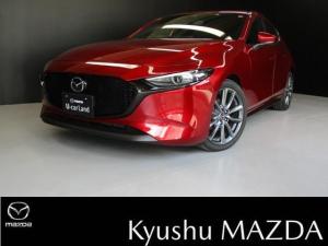 マツダ MAZDA3ファストバック 2.0 20S Lパッケージ 試乗車UP/被害軽減ブレーキ/